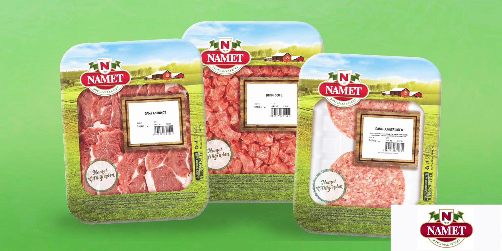 Namet the need of a packaging, to keep the record